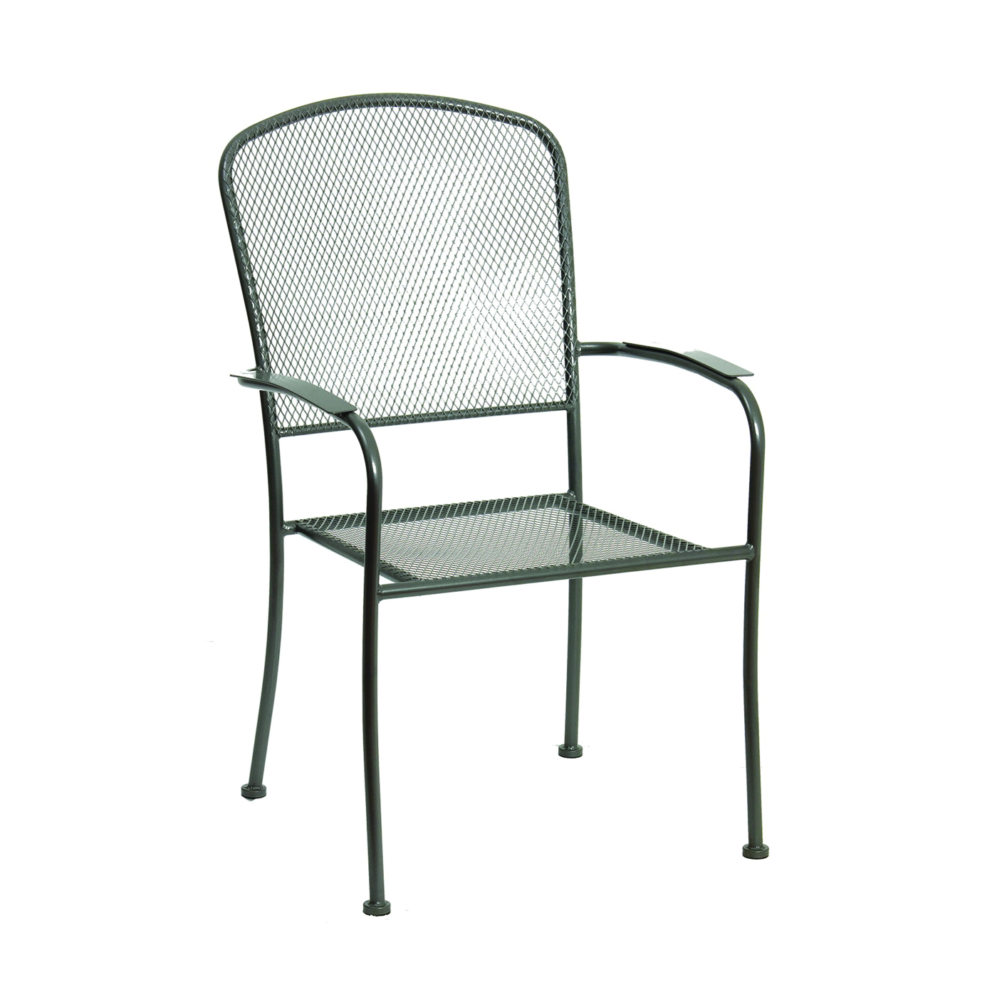 Picture of Seasonal Trends JYL-2077C Arlington Stackable Patio Chair with Mesh, 24-1/2 in W, 95-1/4 in D, 47-1/2 in H