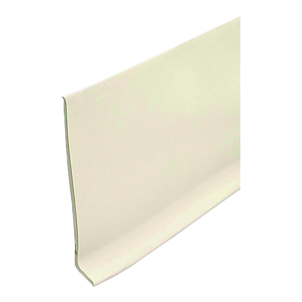 Picture of M-D 23621 Wall Base, 4 ft L, 4 in W, Vinyl, Almond