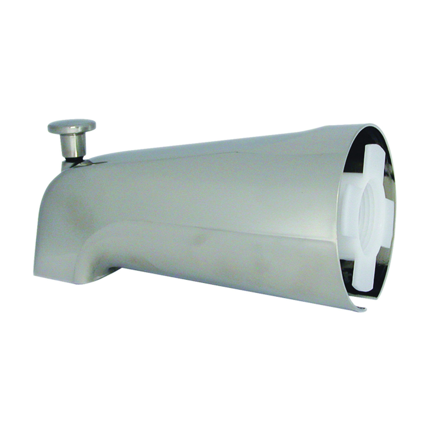 Picture of Danco 89249 Tub Spout with Diverter, Metal, Brushed Nickel