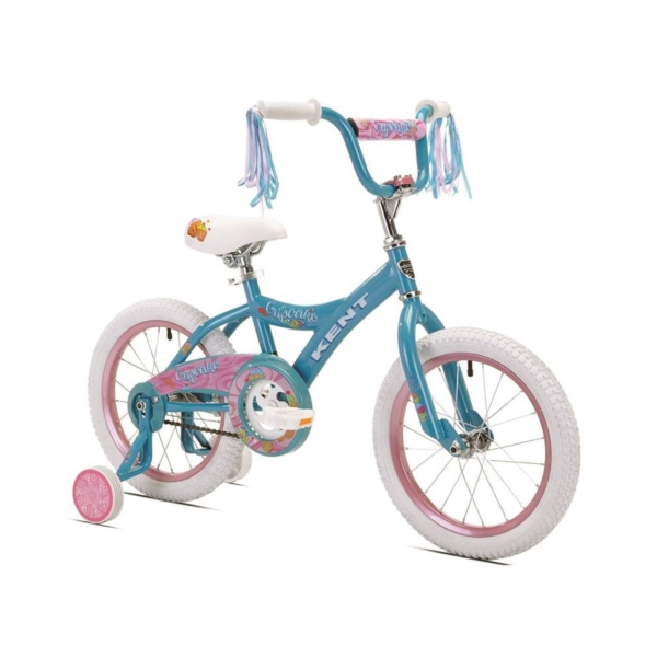 Picture of Kent 61609 Bicycle, Women's, Steel Frame, 16 in Dia Wheel