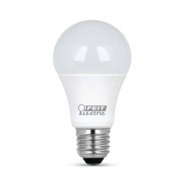 Picture of Feit Electric A1100/827/10KLED LED Lamp, 11.2 W, Medium E26 Lamp Base, A19 Lamp, Soft White Light, 1100 Lumens