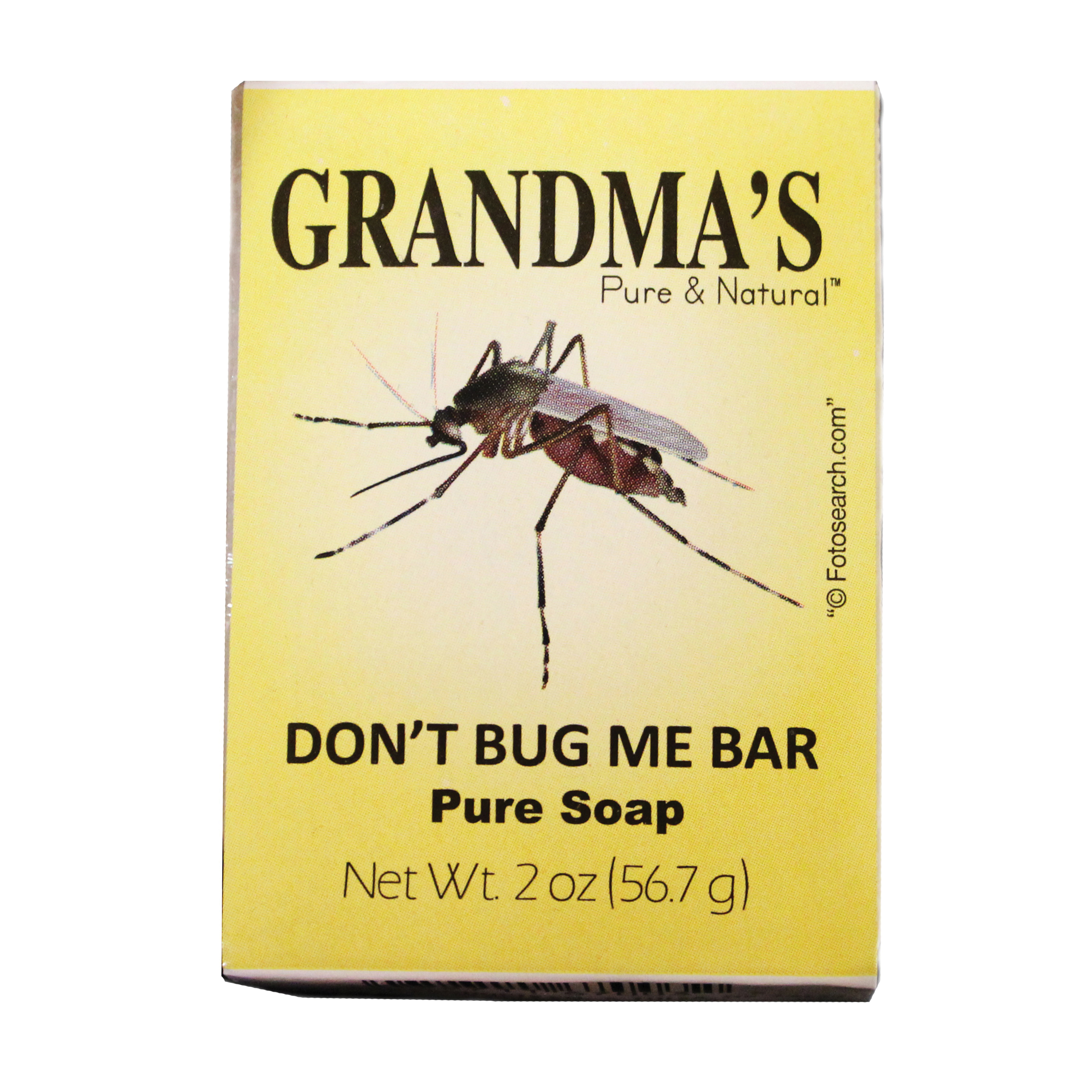 Picture of GRANDMA'S 67023 Bar Soap, Pleasant Beautyberry, 2 oz Package