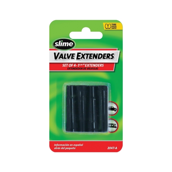 Picture of Slime 2047-A Tire Valve Extender, Plastic
