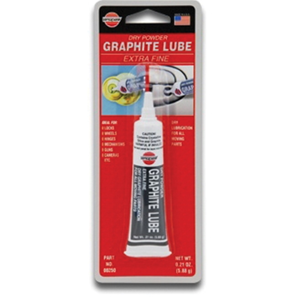 Picture of VersaChem 10250 Dry Graphite Lubricant, 0.21 oz Package, Tube, Powder