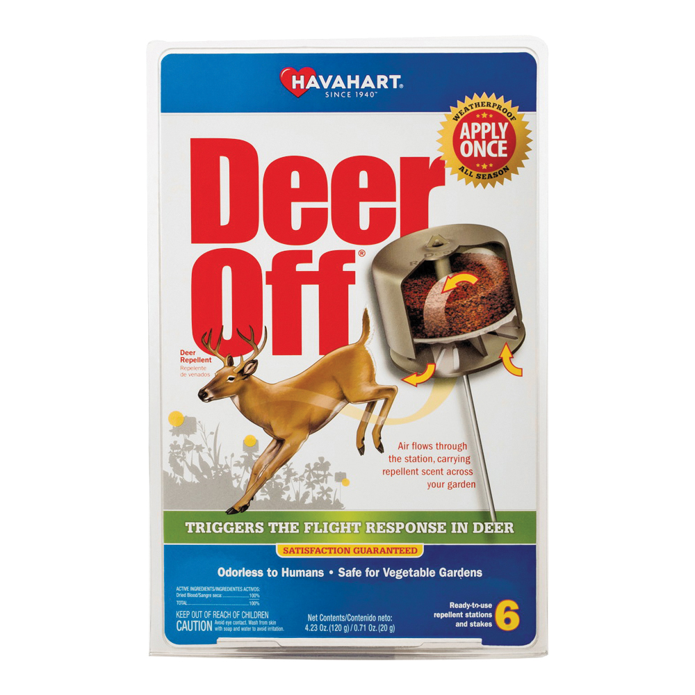 Picture of Havahart DO5600 Deer Repellent