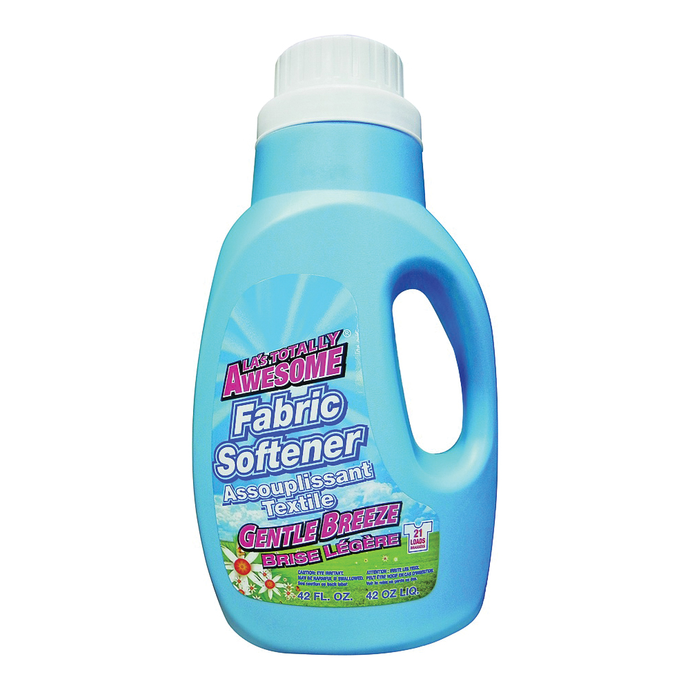 Picture of LA's TOTALLY AWESOME 229 Fabric Softener, 42 oz Package, Bottle, Fresh