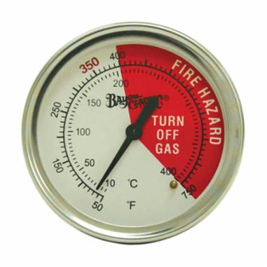 Picture of Bayou Classic 5070 Fryer Thermometer, 50 to 750 deg F