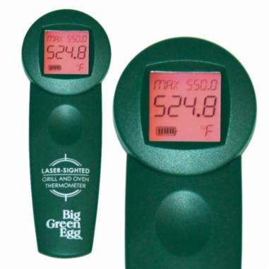 Picture of Big Green Egg 114839 Thermometer, 32 to 800 deg F, LED Display