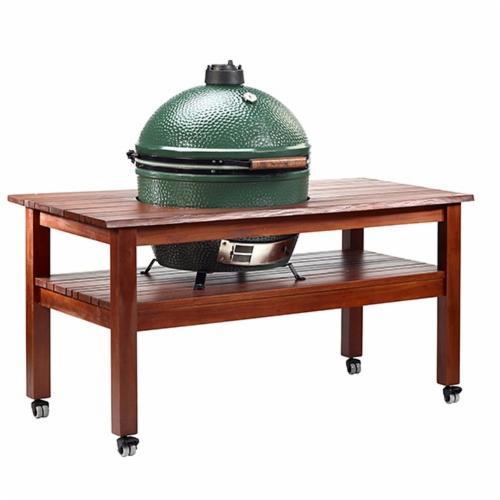 Picture of Big Green Egg 114662 Caster Kit, For: Big Green Egg Hardwood Tables
