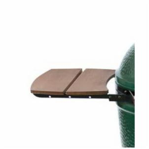 Picture of Big Green Egg 301031 Side Shelves, Classic, Composite, For: Large EGG, 2