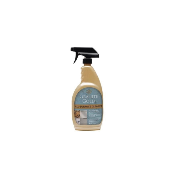 Picture of GRANITE GOLD GG0003 All-Purpose Cleaner, 24 oz Package, Liquid, Citrus Lemon, Clear