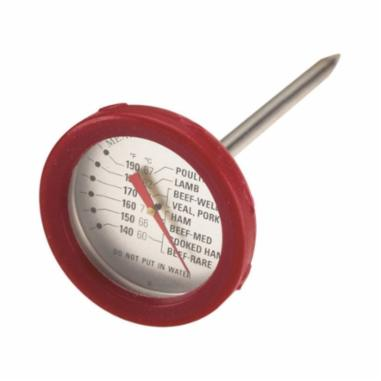 Picture of GrillPro 11391 Meat Thermometer With Silicone Bezel