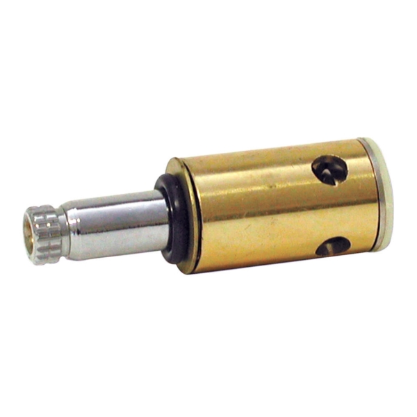 Picture of Danco 15553E Hot Stem, Brass, 2.51 in L, For: Kohler Kitchen and Bathroom Sink Faucets