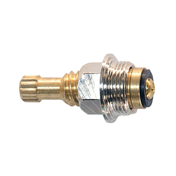 Picture of Danco 15287E Hot Stem, Brass, 1.85 in L, For: Price Pfister 711-24, 750-54, 758-62, 788-92 Faucets