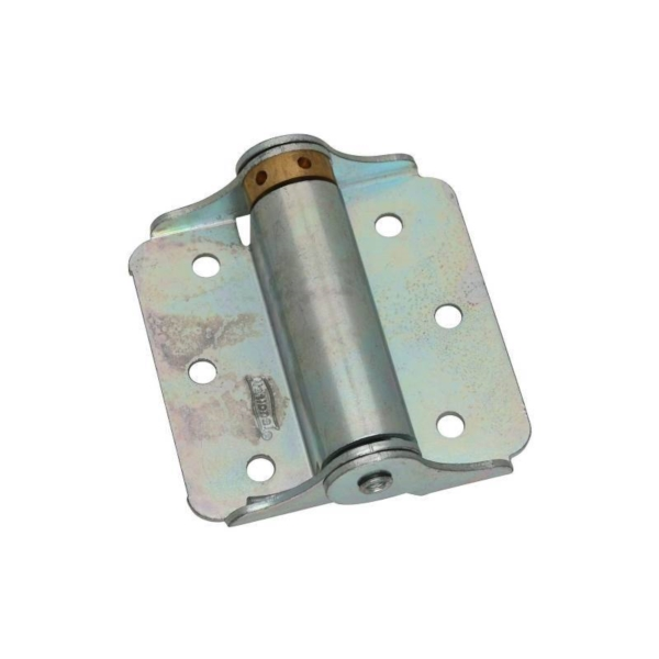 Picture of National Hardware N115-055 Door Hinge, Steel, Zinc, Tight Pin, Wall Mounting, 25 lb
