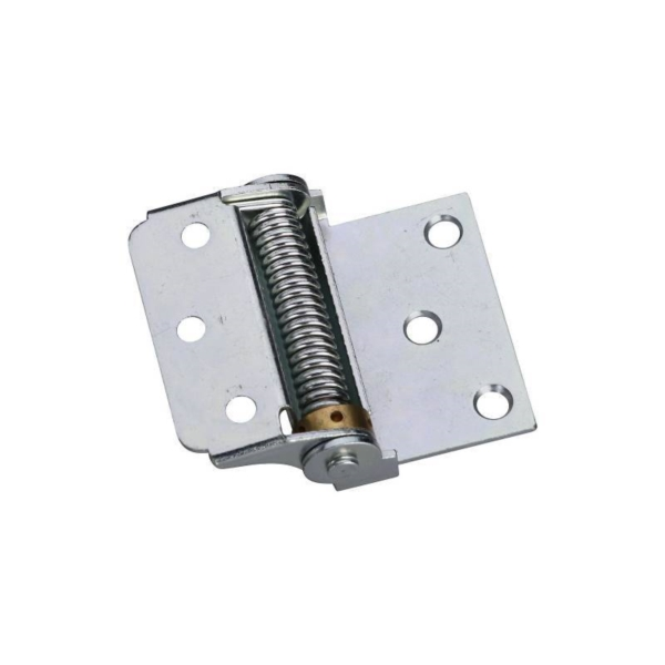 Picture of National Hardware N115-188 Door Hinge, Steel, Zinc, Tight Pin, Wall Mounting, 25 lb