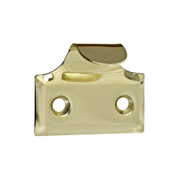 Picture of National Hardware N115-691 Sash Lift, 1.66 in L Handle, Steel, Brass