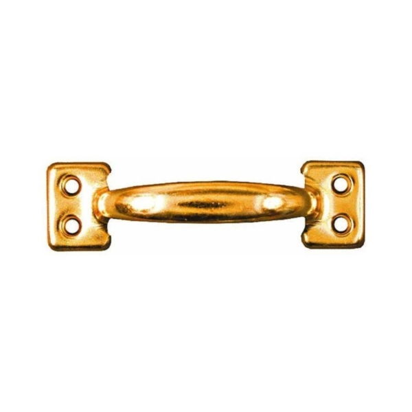 Picture of National Hardware N116-558 Sash Lift, 4 in L Handle, Steel, Brass