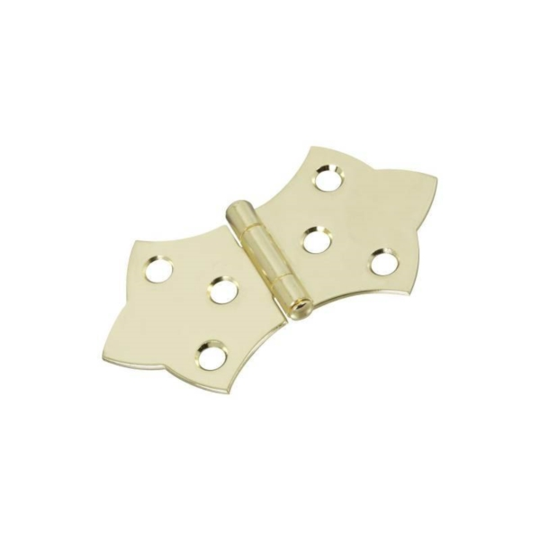 Picture of National Hardware N135-194 Cabinet Hinge, Brass
