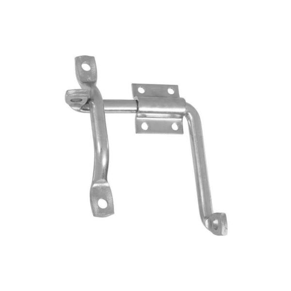 Picture of National Hardware N156-042 Door/Gate Latch, Steel, Zinc