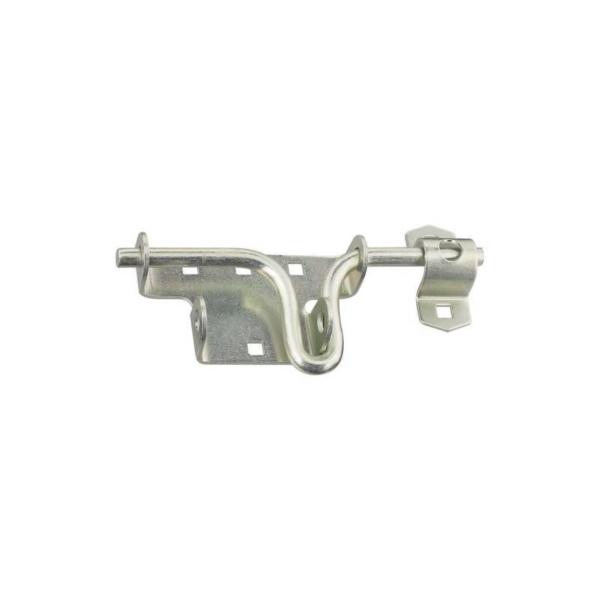 Picture of National Hardware N165-555 Door/Gate Latch, Steel, Zinc