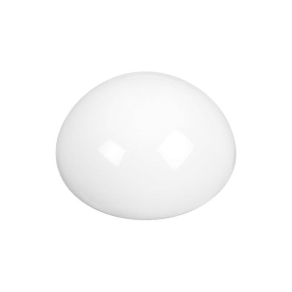 Picture of National Hardware N213-561 Door Stop, 1-1/8 in Projection, Plastic, White