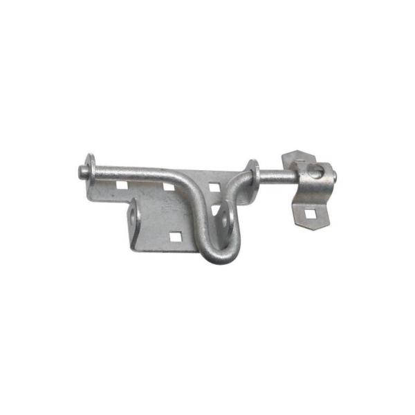 Picture of National Hardware N262-147 Door/Gate Latch, Galvanized Steel
