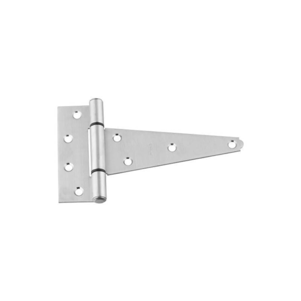 Picture of National Hardware N342-519 T-Hinge, Stainless Steel, Stainless Steel, Fixed Pin
