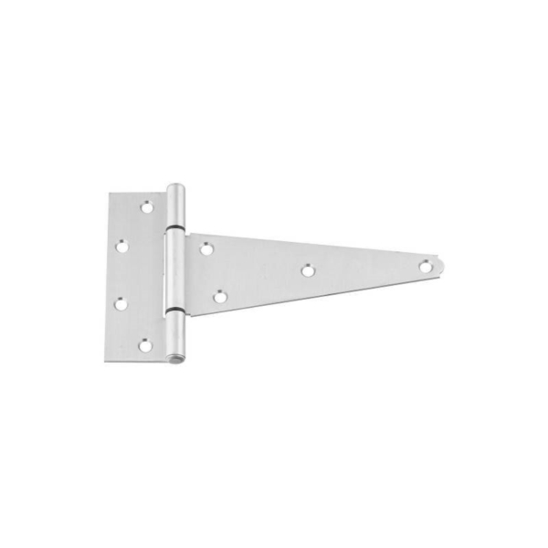 Picture of National Hardware N342-527 T-Hinge, Stainless Steel, Stainless Steel, Fixed Pin