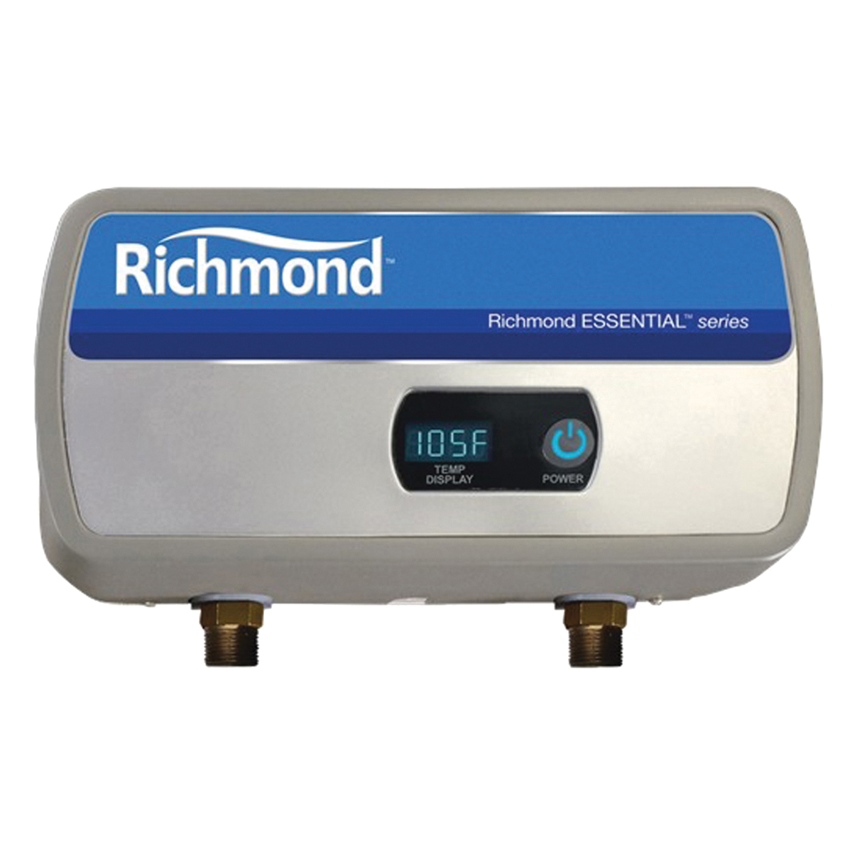Picture of Richmond RMTEX-04 Electric Heater, 29 A, 120 V, 3.5 kW, 0.998 Energy Efficiency, 0.5 to 2 gpm