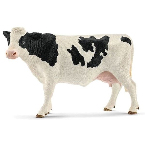 Picture of Schleich-S 13797 Figurine, 3 to 8 years, Holstein Cow, Plastic