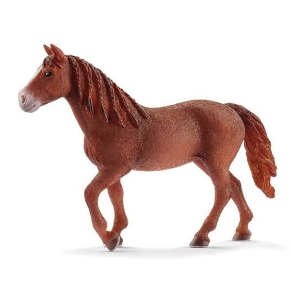 Picture of Schleich-S 13870 Figurine, 3 to 8 years, Morgan Horse Mare, Plastic