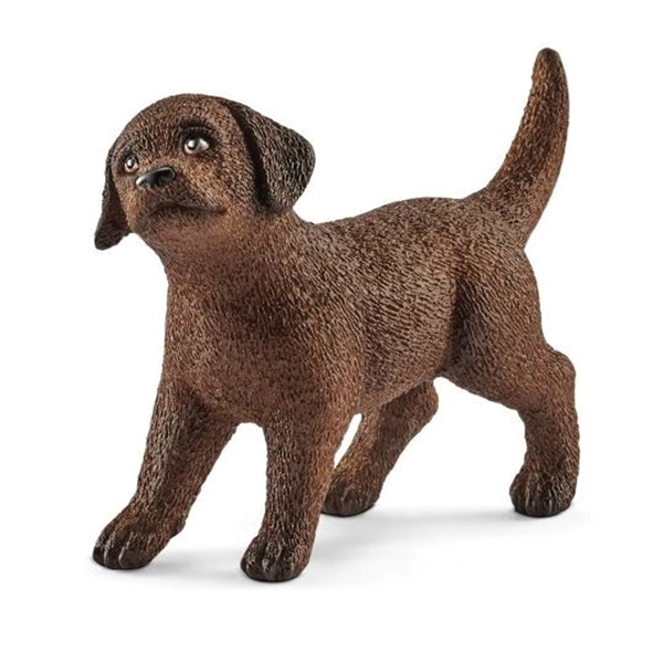 Picture of Schleich-S 13835 Figurine, 3 to 8 years, Labrador Retriever Pup, Plastic