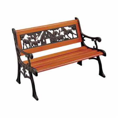 Picture of Seasonal Trends SXL-PB401B-N Essentials Child Bench