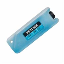 Picture of YETI YICE1N2 Ice Pack, 1 lb Capacity, Blue