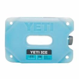 Picture of YETI YICE2N2 Ice Pack, 2 lb Capacity, Blue
