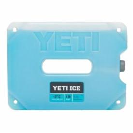 Picture of YETI YICE4N2 Ice Pack, 4 lb Capacity, Blue