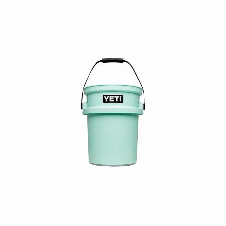 Picture of YETI YLOBSG Bucket, 5 gal Capacity, 10-1/4 in ID x 12-7/8 in OD Dia, Polyethylene, Seafoam Green