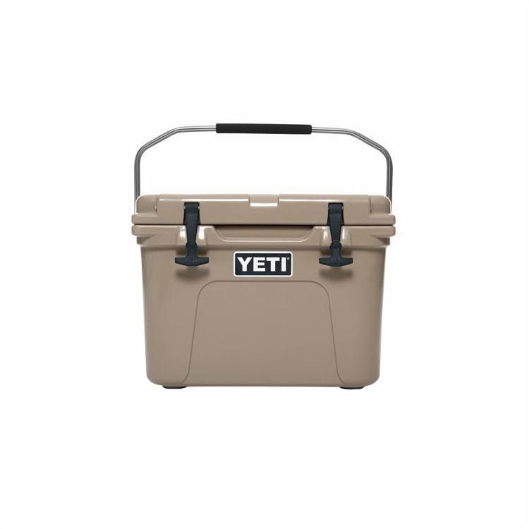 Picture of YETI Roadie 20 Series YR20T Ice Cooler, 19-1/8 in W, 13-5/8 in D, 14-1/4 in H, 20 lb Ice, 16 Cans Beer Capacity