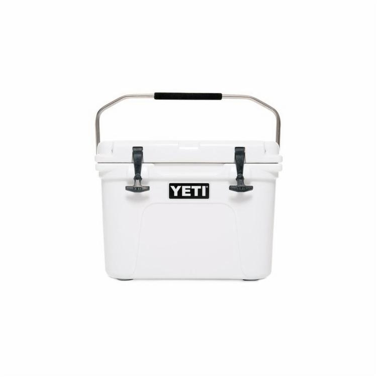 Picture of YETI Roadie 20 Series YR20W Ice Cooler, 19-1/8 in W, 13-5/8 in D, 14-1/4 in H, 20 lb Ice, 16 Cans Beer Capacity