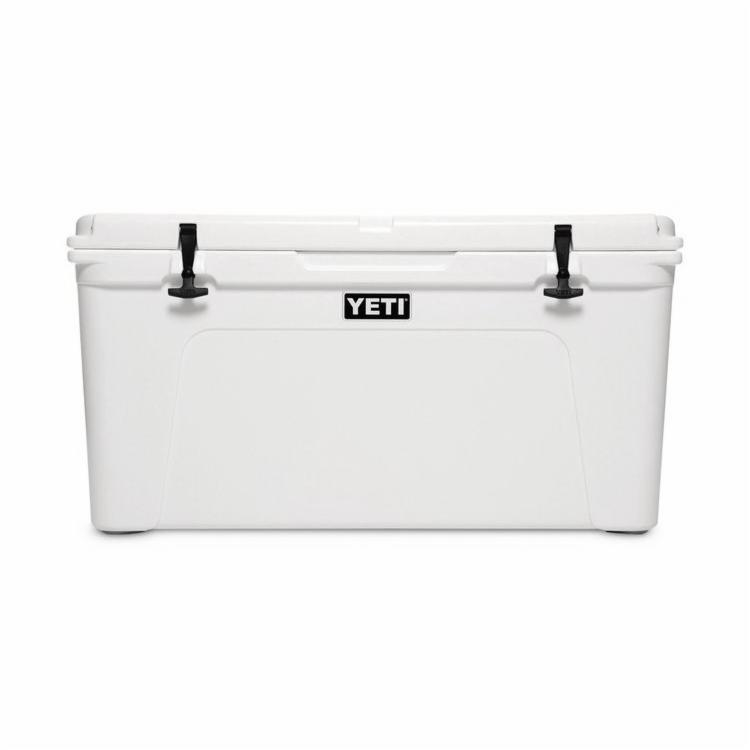 Picture of YETI Tundra YT110W Ice Cooler, 37-1/2 in W, 18-1/8 in D, 20 in H, 90 lb Ice, 74 Cans Beer Capacity, Polyethylene