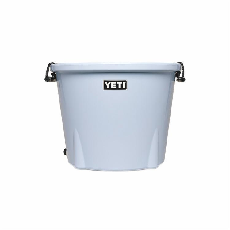 Picture of YETI Tank 85 Series YTK85B Ice Bucket, 25-3/8 in W, 25-3/8 in D, 19-1/2 in H, 83 lb Ice, 102 Cans Beer Capacity