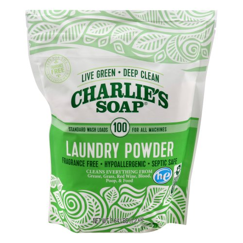 Picture of Charlie Soap Laundry Powder 2.64lb