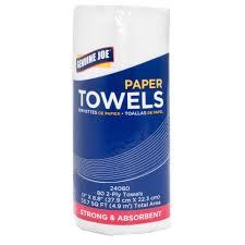 Picture of Genuine Joe Paper Towels