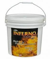 Picture of Inferno Ice Melt 50LB Pail
