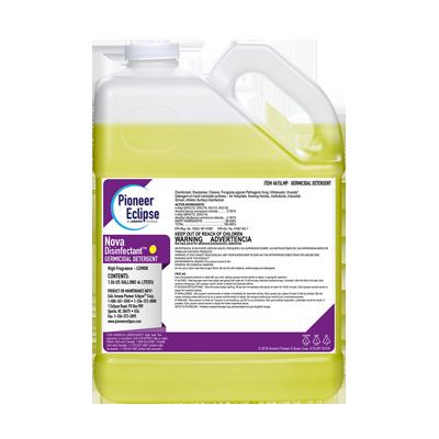 Picture of Nova Disinfectant Germicidal Detergent - 1.06 GAL (4 Liters) Lemon Scent