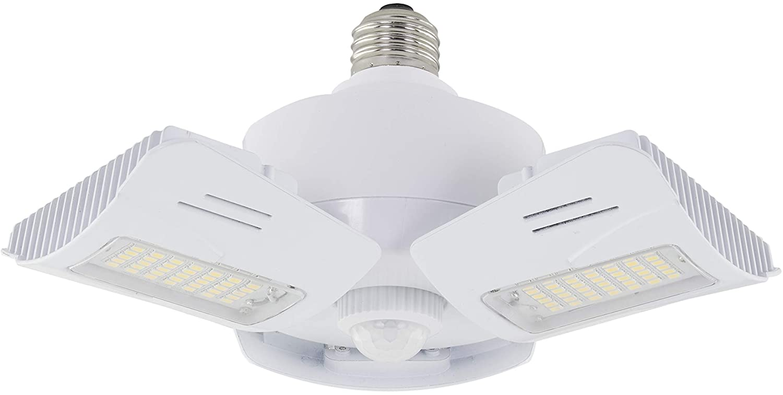 Picture of Motion Sensor Multi Beam Adjustable Utility Light 60W