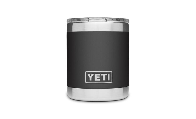 Picture of Yeti charcoal Rambler Lowball 10oz