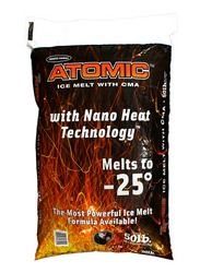 Picture of Atomic Ice Melt with Calcium Magnesium Acetate 50 LB